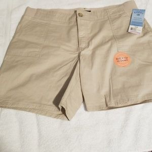 Lee riders shorts sz 18 NWT